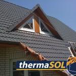toit traité avec thermaSOL