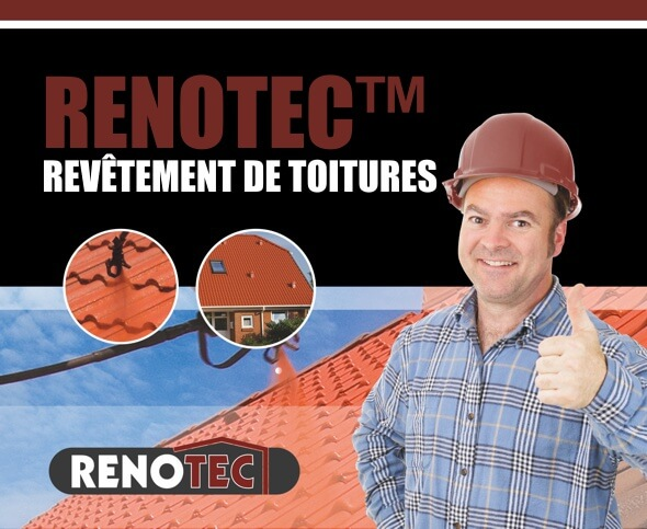 renotec revetement de toitures